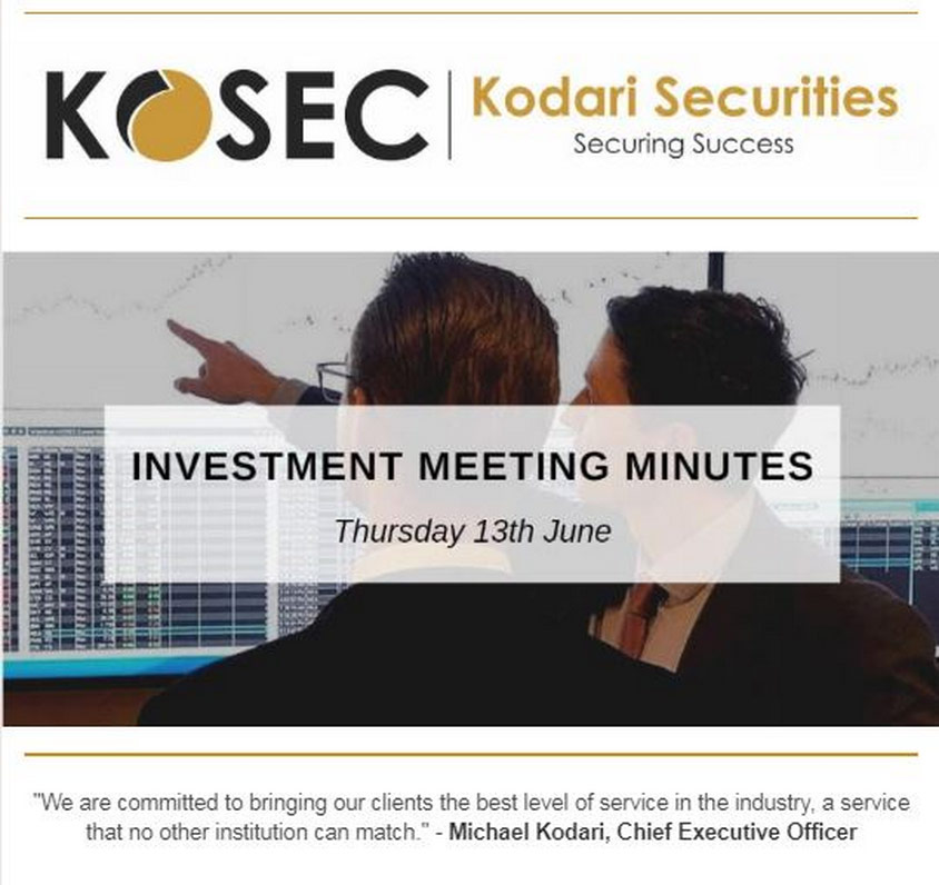 Daily Investment Meeting