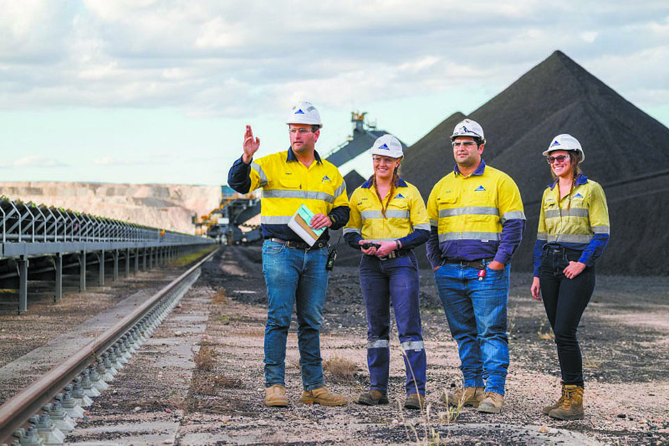 Whitehaven Coal Limited Sustainability