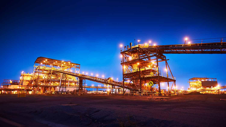 bhp Coal Mine
