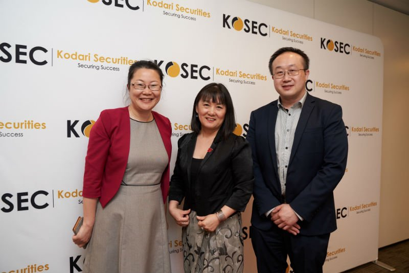 KOSEC Community & International